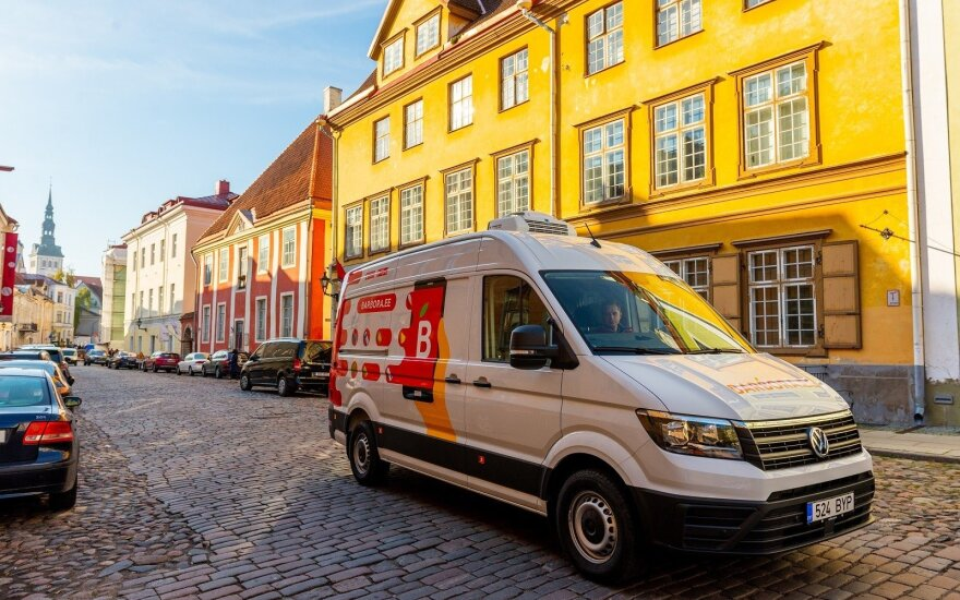 Компания Barbora идет на эстонский рынок