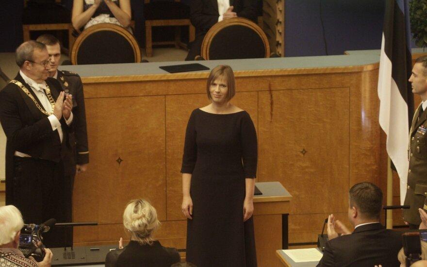 Новый президент Эстонии нанесет визит в Латвию