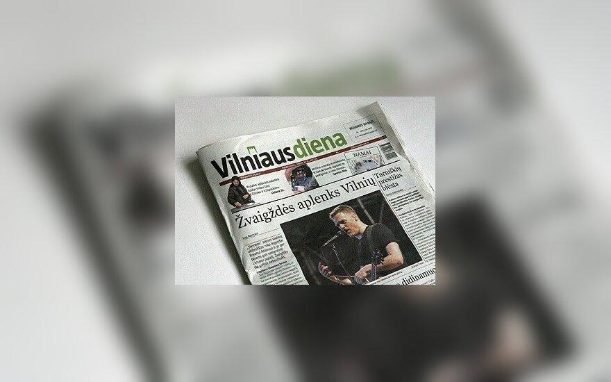 """Laikraštis """"Vilniaus diena"""""""