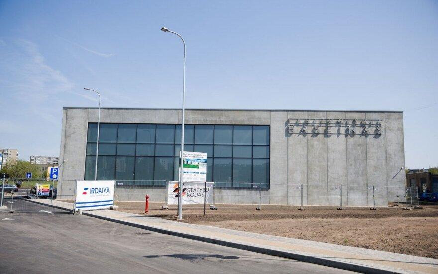 В Вильнюсе скоро откроется новый бассейн: цены уже утверждены