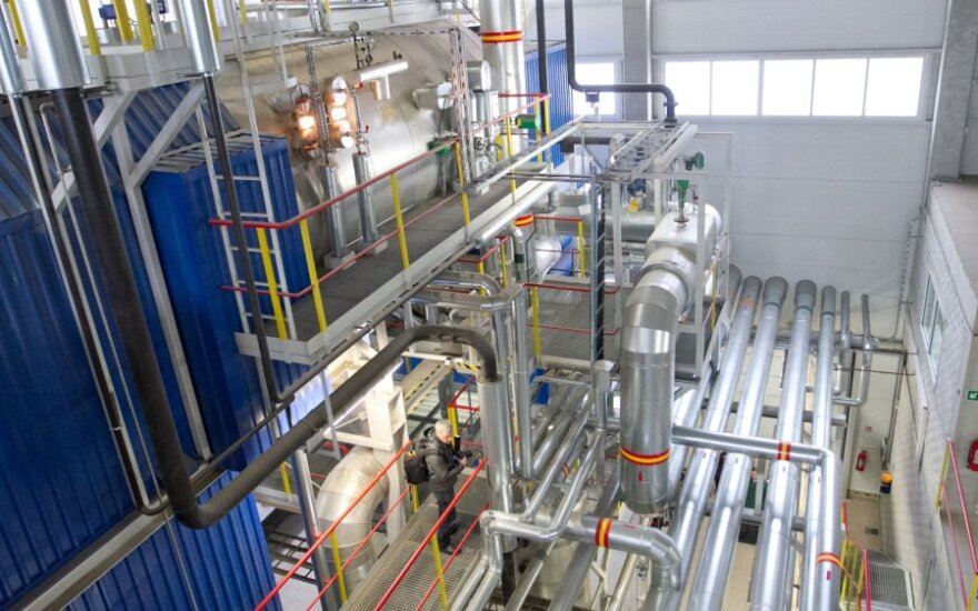 Fortum построит в Латвии станцию, работающую на биотопливе