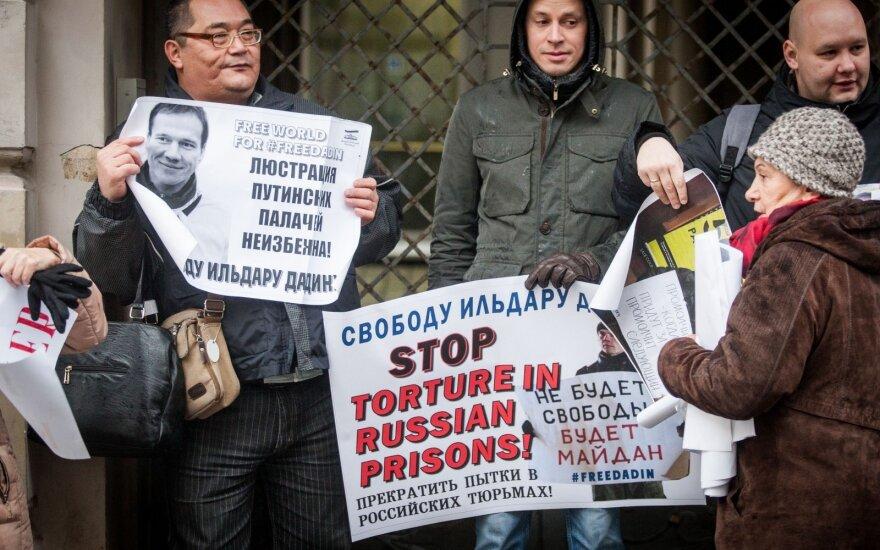 """""""Медуза"""" опубликовала второй рассказ оппозиционера Ильдара Дадина о колонии"""