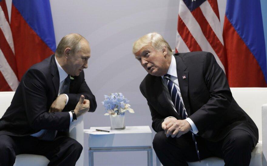 Пенс анонсировал скорое подписание Трампом закона о санкциях против РФ