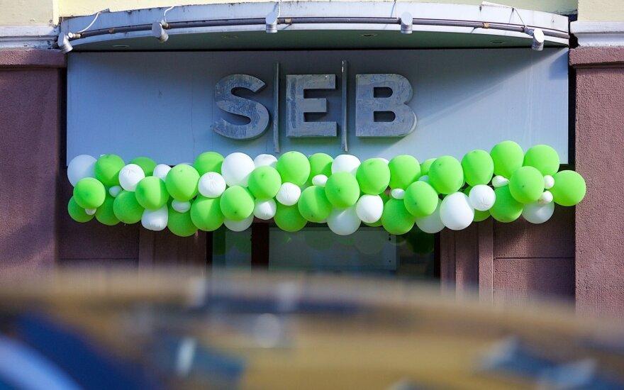 Банк SEB меняет цены на услуги