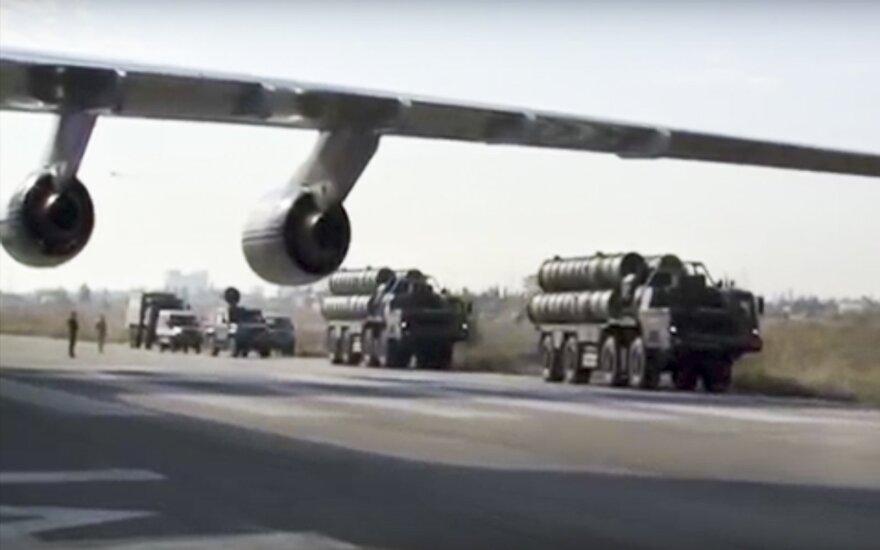 Россия остановила нанесение авиаударов в Сирии