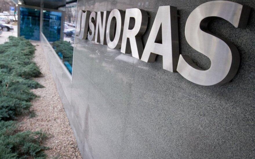 Snoras обязался предоставить самоуправлениям кредиты на десятки миллионов