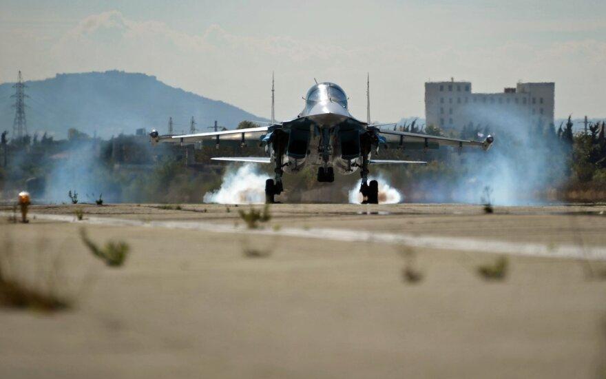 """Daily Mail нашла на фото из Сирии """"новейшие ракеты России"""""""