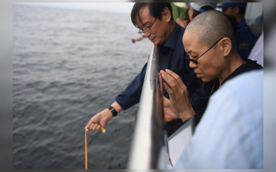 Мировое сообщество обеспокоено судьбой вдовы Лю Сяобо