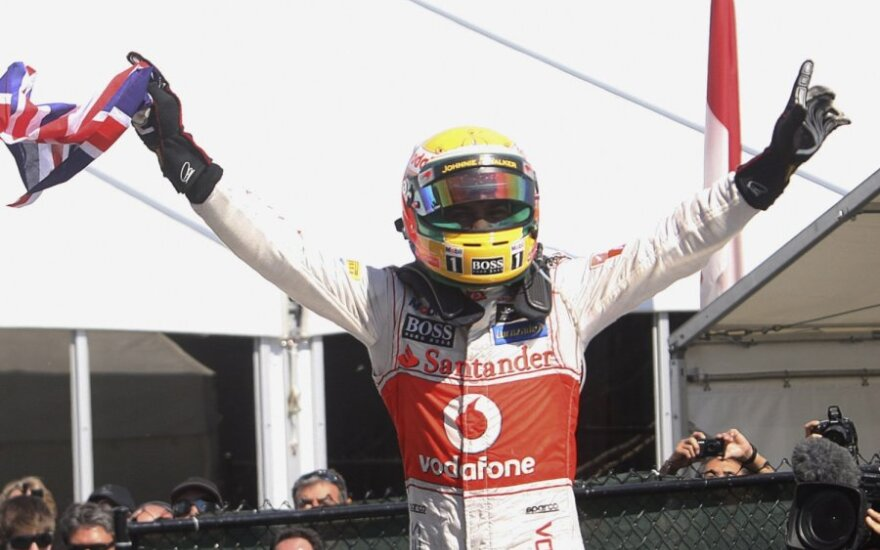 """Lewisas Hamiltonas (""""McLaren"""")"""