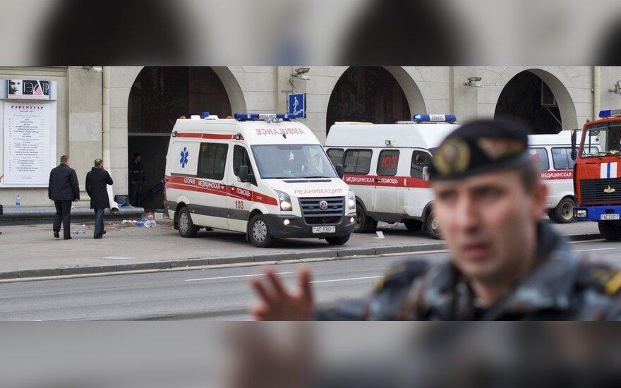 По делу о теракте в Минске задержаны несколько лиц