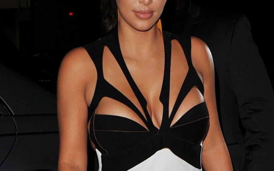 Ким Кардашьян оголилась на вечеринке в Лос-Анджелесе: обнаженные фото звезды взорвали сеть картинки