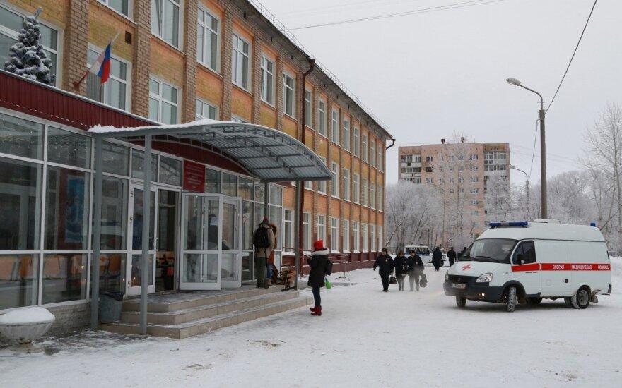 Один из двух подростков, устроивших резню в пермской школе, признан невменяемым