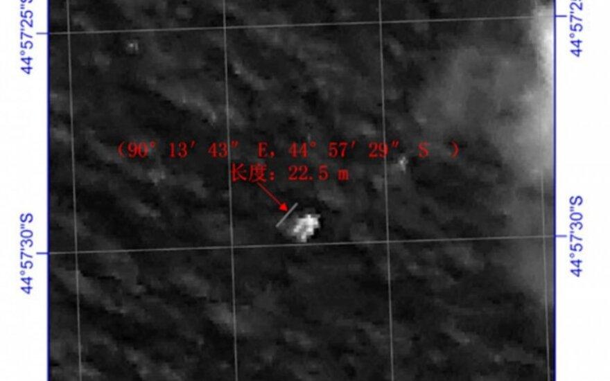 Пропавший Boeing разбился в Индийском океане