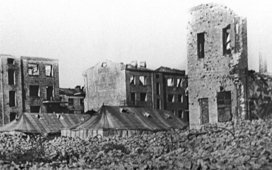 Волгоград в памятные дни станет Сталинградом