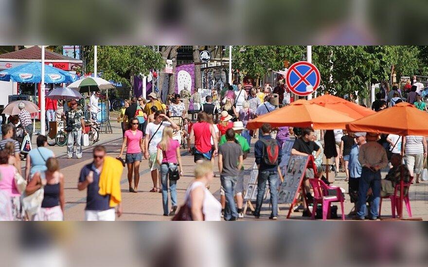 Паланга станет культурной столицей Литвы