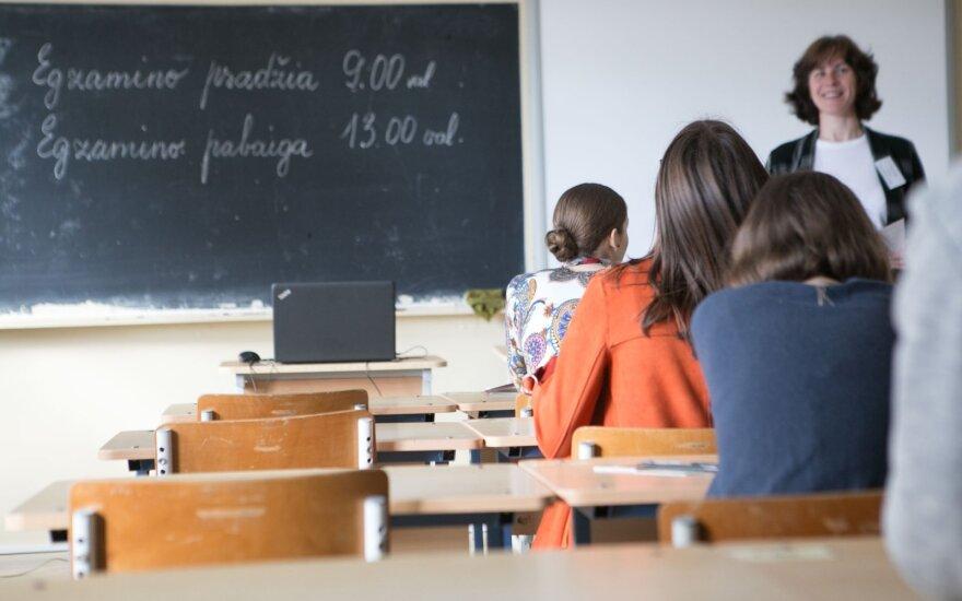 Проверку на знание литовского языка прошли 94% десятиклассников