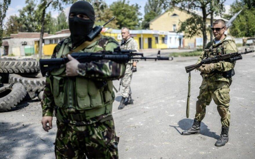 Литва обсуждает возможность признания ДНР и ЛНР террористическими организациями