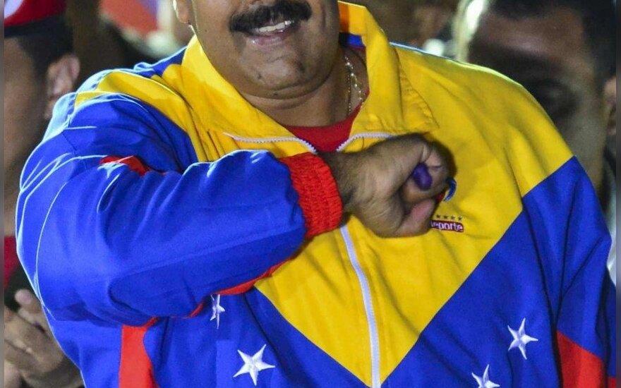 Venesuelos prezidentas N.Maduro