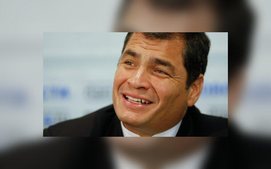 "Президент Эквадора заинтересовался ""Сколково"""