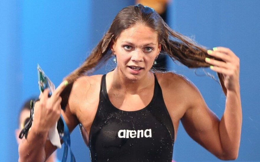 Соперница Мейлутите россиянка Ефимова попалась на допинге
