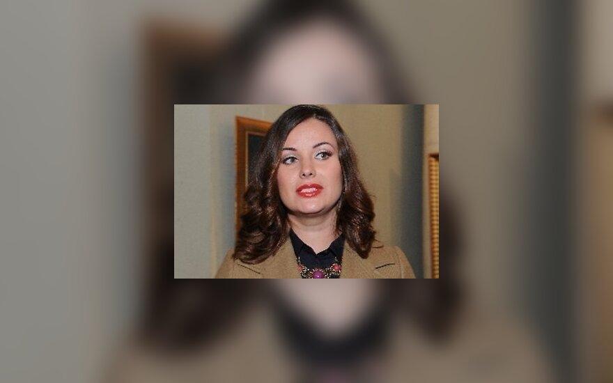 Оксана Федорова рассказала о своем муже