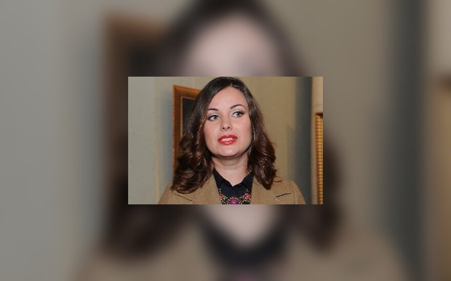 Оксана Федорова станет мамой во второй раз