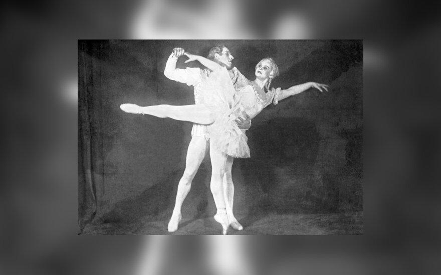 Скончалась легендарная русская балерина Марина Семенова