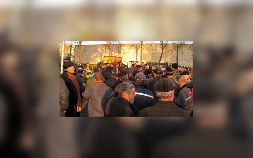 Призрака забастовок власть боится больше, чем Плошчы