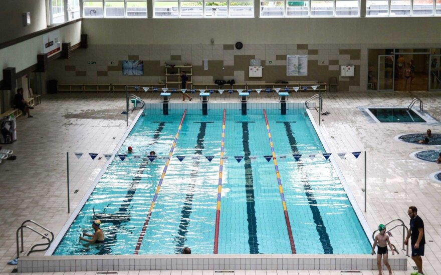 В Паланге начинается строительство бассейна с оздоровительным центром