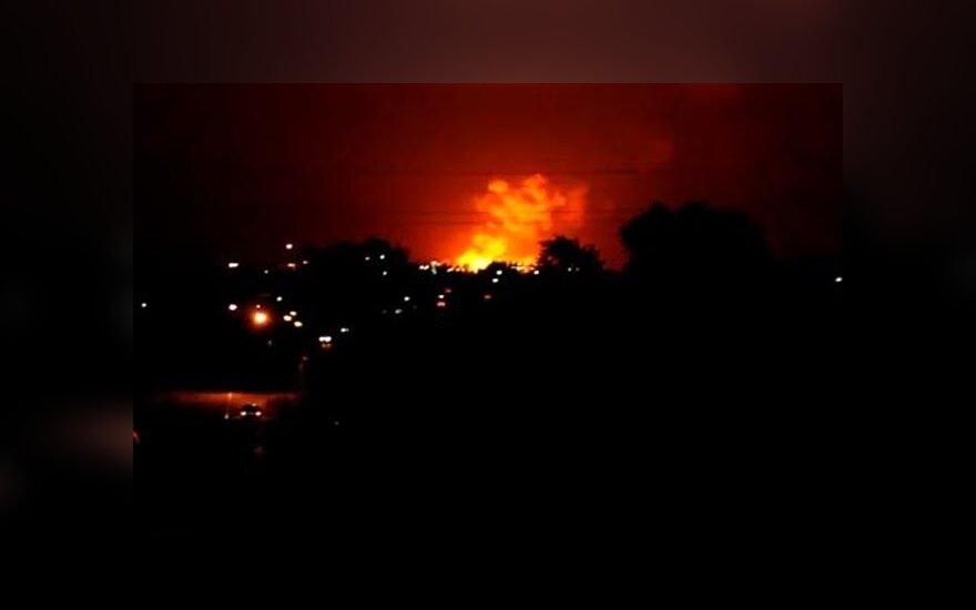 Число пострадавших при взрывах в Удмуртии достигло 76 человек