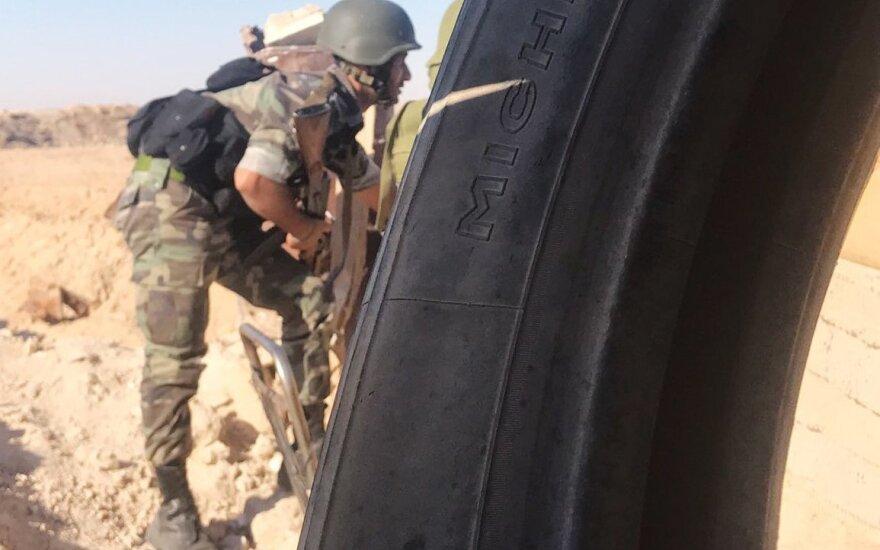 Армия Асада выбила боевиков ИГ из Дейр-эз-Зора