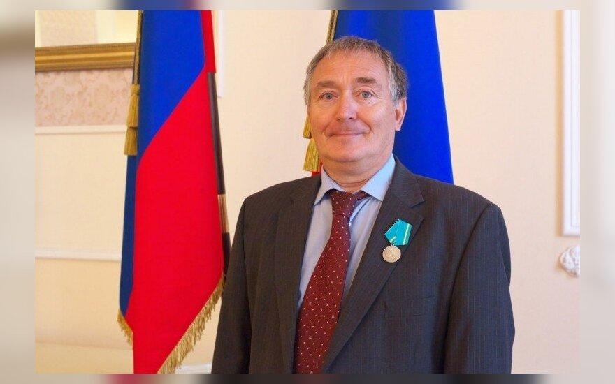 Путин наградил литовского политика, который упоминается в отчете ДГБ