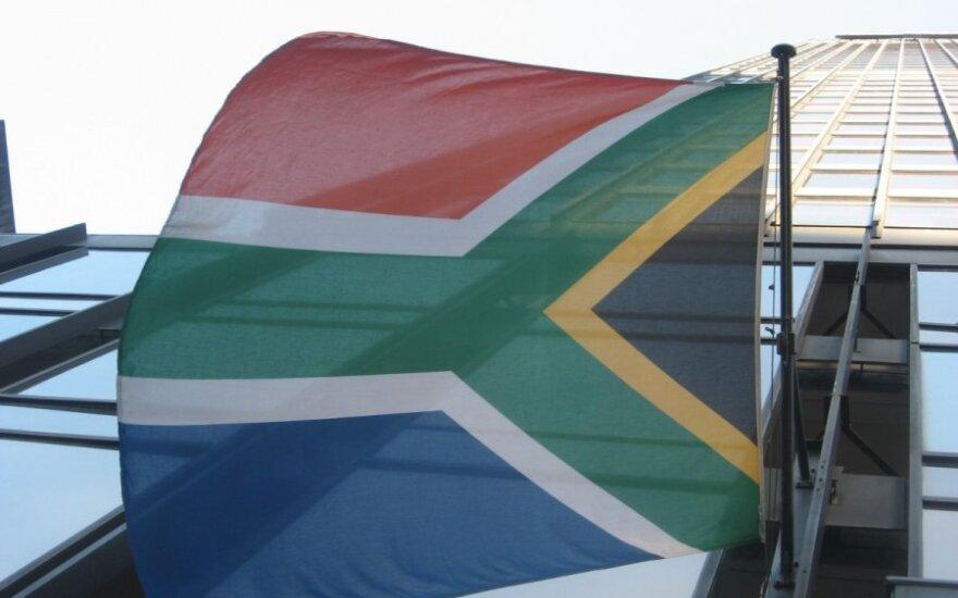Приступает к работе первый посол Литвы в ЮАР
