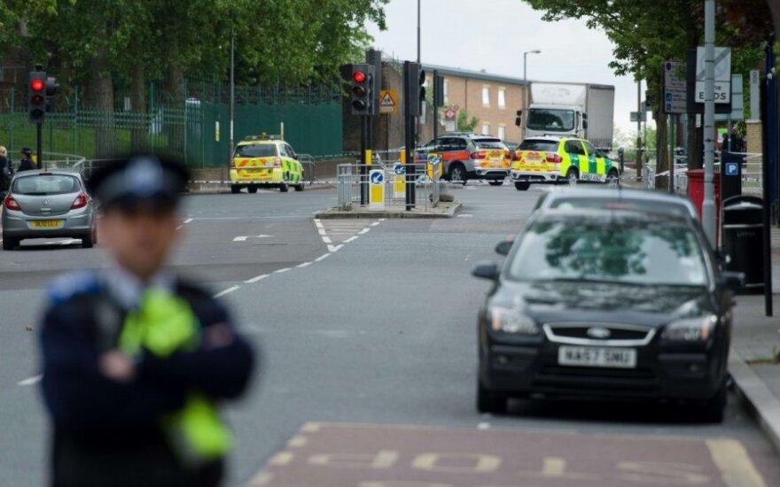 Susišaudymas Londone