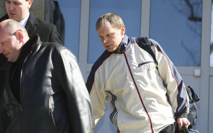 Ахремов отпущен на свободу условно-досрочно