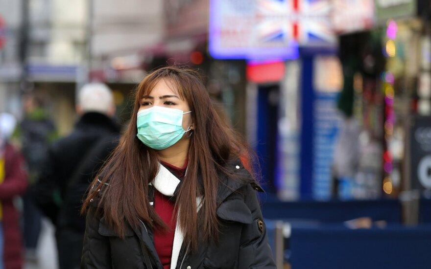 Koronavirusas JK