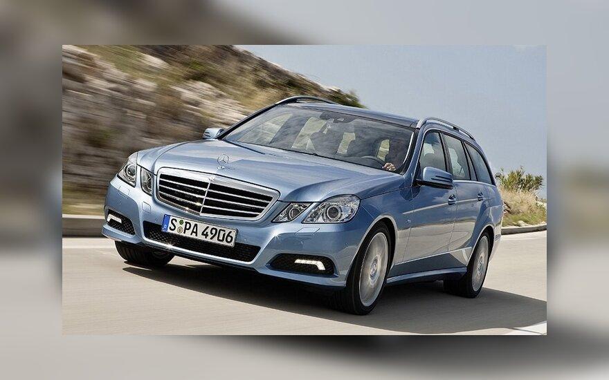 Mercedes-Benz E klases universalas
