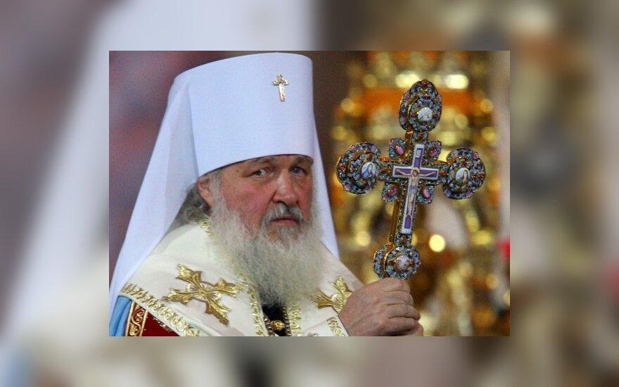 Патриарх: России нужна не идеология, а система ценностей