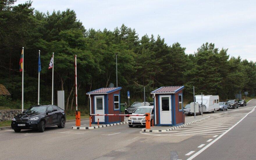 Сухопутная граница Литвы с Калининградской областью России будет под видеонаблюдением