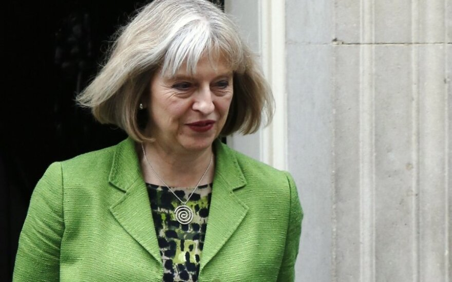 Глава британского МВД Тереза Мэй выдвинулась в премьеры