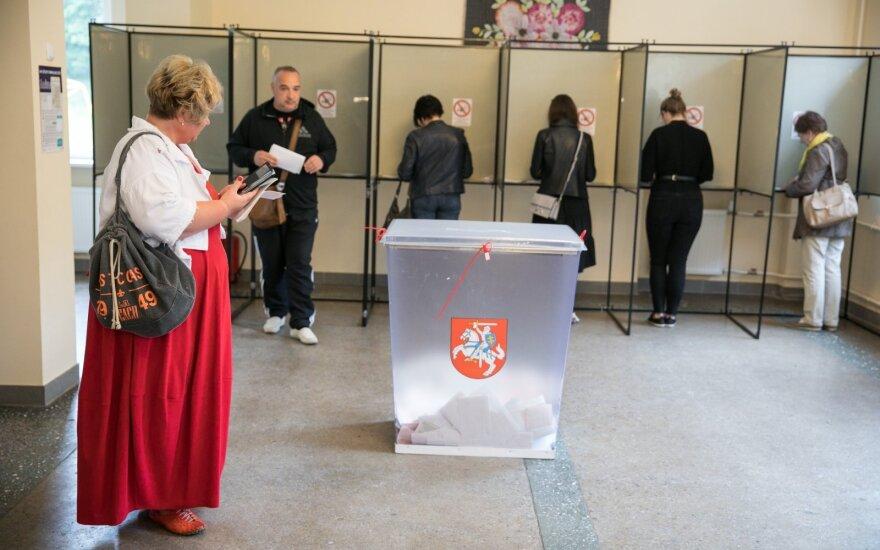 Минюст Литвы предлагает продлить досрочное голосование и голосование на дому