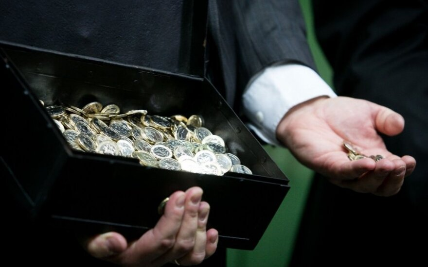 Лидеры стран ЕС дали добро на введение евро в Литве
