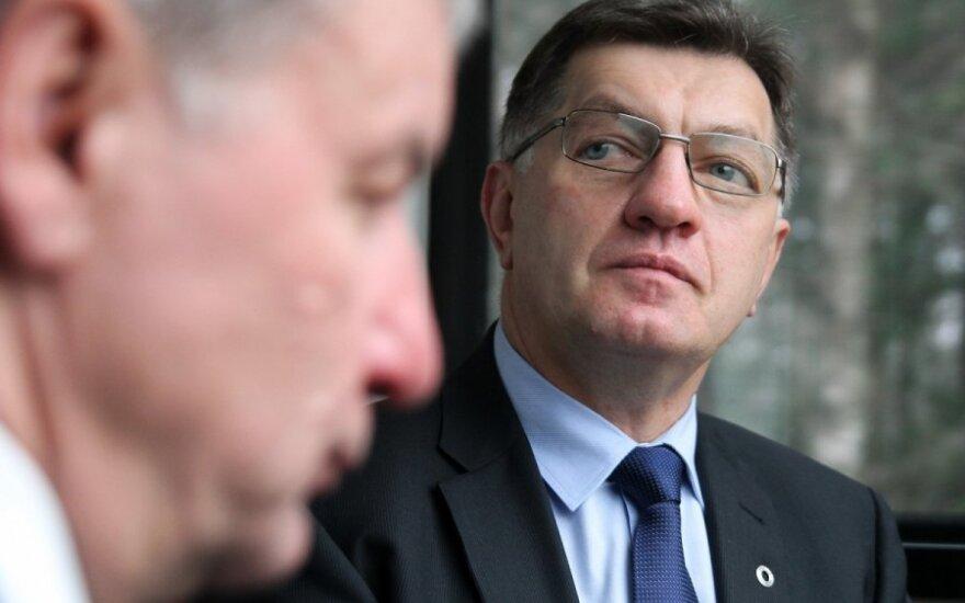 """Премьер Литвы: переговоры с """"Газпромом"""" продвигаются медленно"""