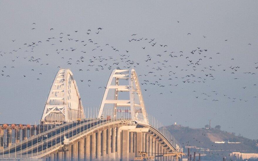Tiltas į Krymą