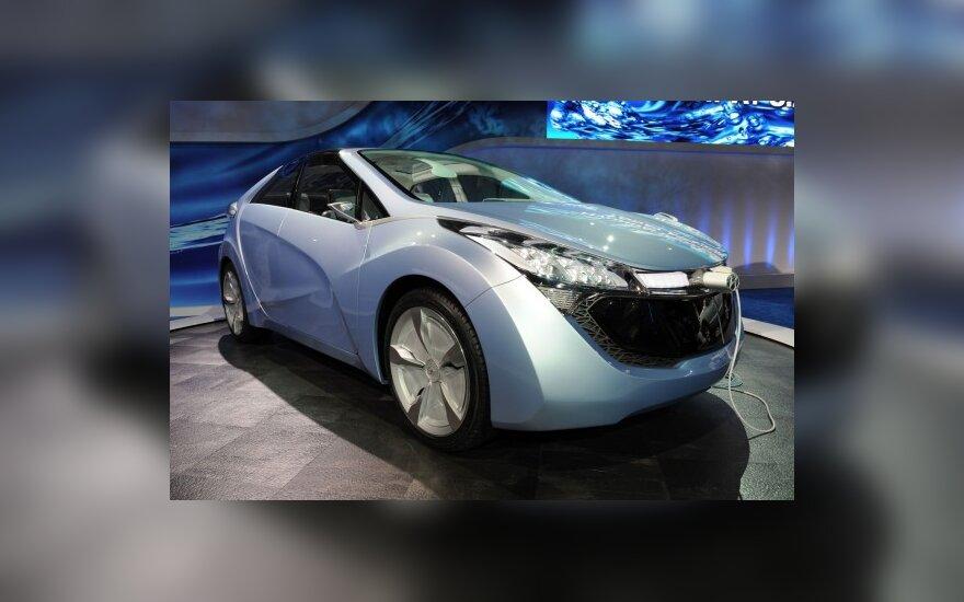 Hyundai Blue-Will Concept Detroito automobilių parodoje