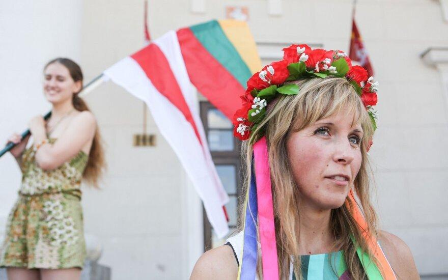 Tarpautinė solidarumo su Baltarusijos pilietine visuomene diena
