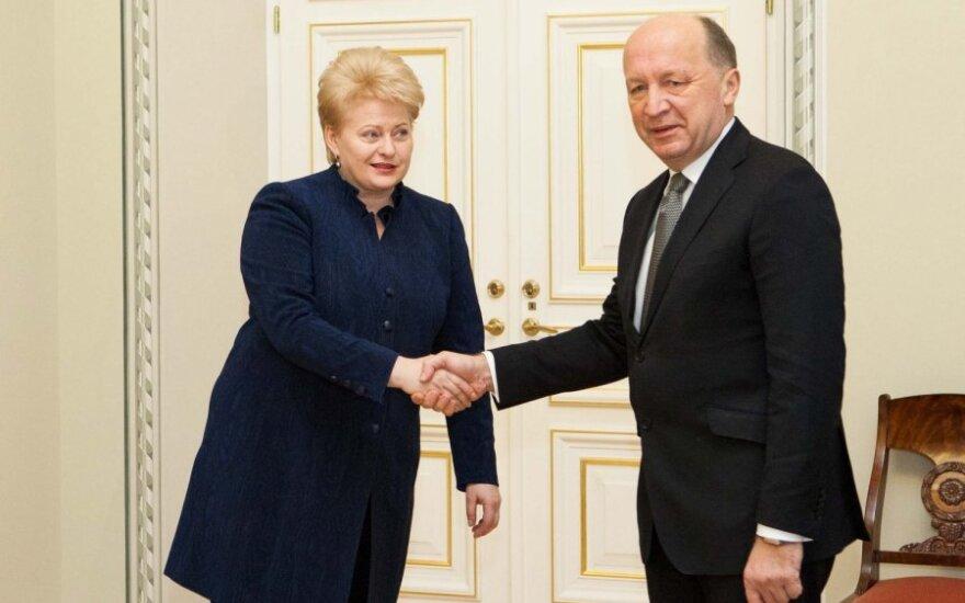 Президент Литвы приступает к консультациям по формированию правительства