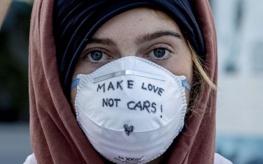 В Вильнюсе состоится демонстрация против климатических изменений