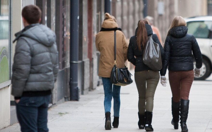 В Литве английским владеет больше 70% молодежи