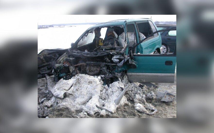 За неделю на дорогах погибли 10 человек